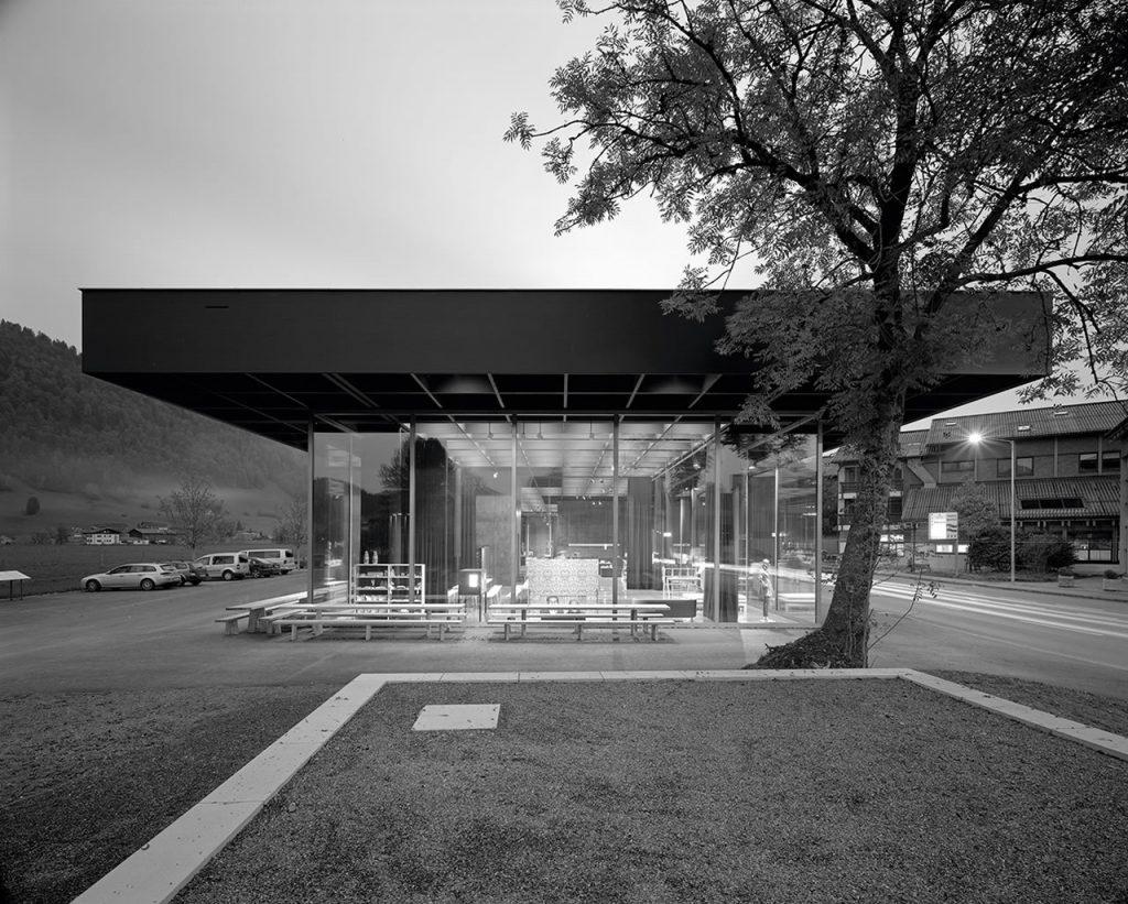 Architekt Zumthor