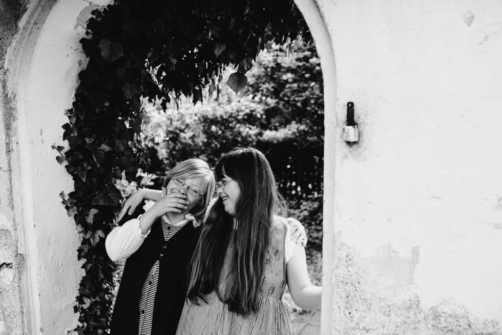 Josee Lamarre-Charlotte & Lea
